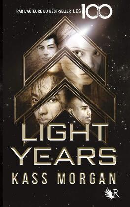 Couverture du livre : Light Years, Tome 1