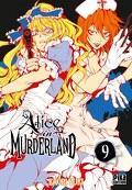 Alice in Murderland, Tome 9