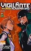 Vigilante - My Hero Academia Illegals, Tome 4