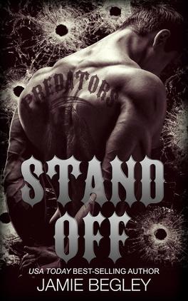 Couverture du livre : Predators MC, Tome 2 : Stand Off