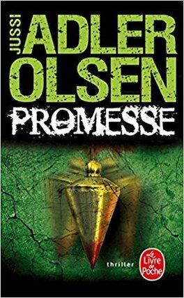 Couverture du livre : Promesse
