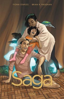Couverture du livre : Saga, Tome 9