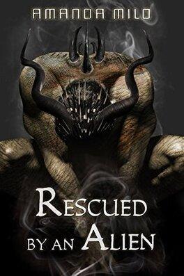 Couverture du livre : Stolen by an Alien, Tome 2 : Rescued by an Alien