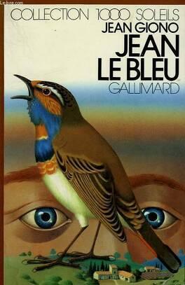 Couverture du livre : Jean le Bleu
