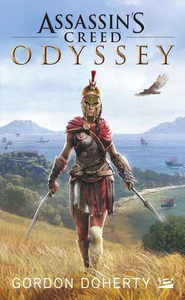 Couverture du livre : Assassin's Creed, Tome 10 : Odyssey