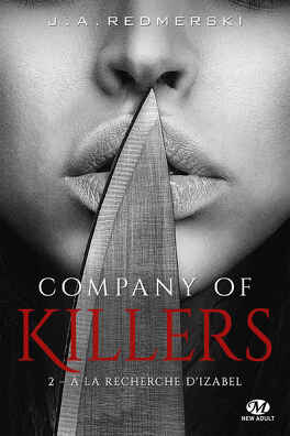 Couverture du livre : Company of Killers, Tome 2 : À la recherche d'Izabel