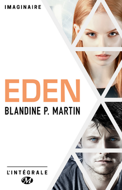 Couverture de Eden - L'Intégrale