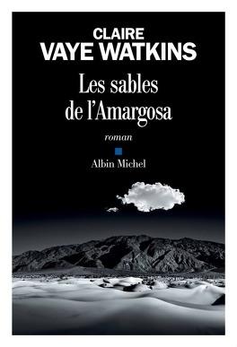 Couverture du livre : Les Sables de l'Amargosa