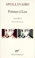Poèmes à Lou
