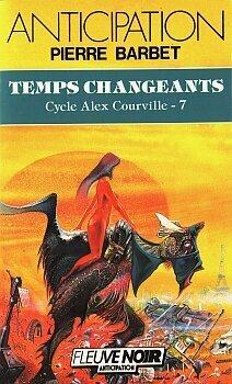 Couverture du livre : Temps changeants