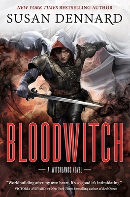 Couverture du livre : The Witchlands, Tome 3 : Bloodwitch