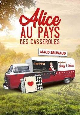 Couverture du livre : Alice au pays des casseroles
