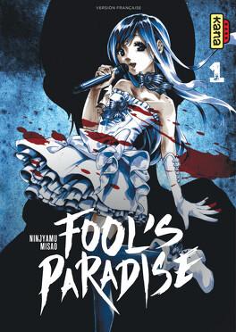 Couverture du livre : Fool's Paradise, tome 1