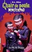 Chair de poule, Monsterland, Tome 2 : Le Fils de Slappy