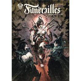 Couverture du livre : Freaks' Squeele - Funérailles, tome 5 : Bring the kids home
