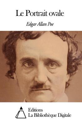 Couverture du livre : Le Portrait ovale