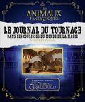 Les Animaux Fantastiques - Les animaux fantastiques : Le journal du tournage