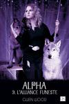 couverture Alpha, Tome 3 : L'alliance funeste