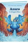 couverture Azuro le dragon bleu