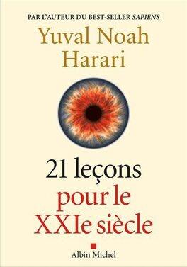 Couverture du livre : 21 leçons pour le XXIe siècle