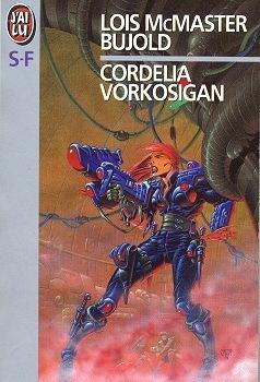 Couverture du livre : Cordelia Vorkosigan