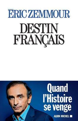 Couverture du livre : Destin français