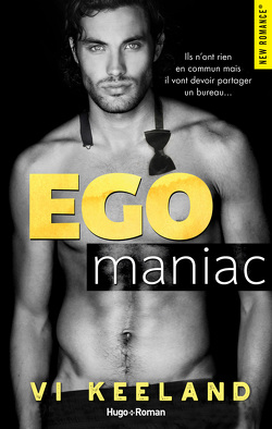Couverture de Egomaniac