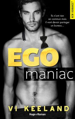 Couverture du livre : Egomaniac