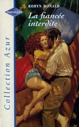 Couverture du livre : La fiancée interdite