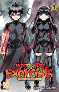 Twin Star Exorcists, Tome 1