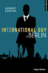 couverture International Guy, Tome 8 : Berlin