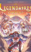 Les Légendaires : Origines, Tome 5 : Razzia