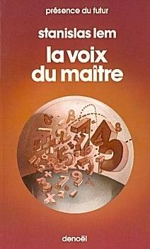 Couverture du livre : La Voix du maître