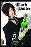 couverture Black Butler, Tome 5