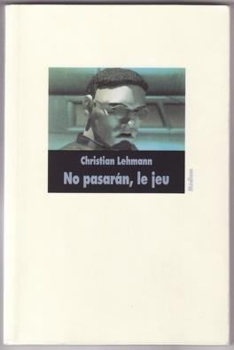 Couverture du livre : No pasarán, le jeu