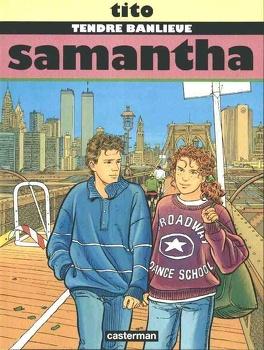 Couverture du livre : Tendre banlieue, tome 5 : Samantha