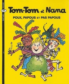 Couverture du livre : Tom-Tom et Nana, Tome 20 : Poux, papous et pas papous