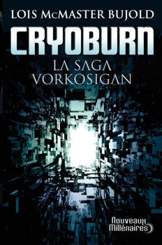 Couverture du livre : Cryoburn