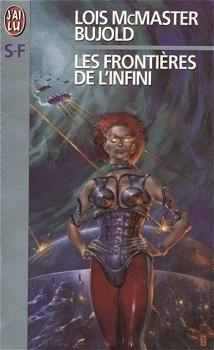 Couverture du livre : Les Frontières de l'infini