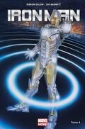 Iron Man, tome 4 : Iron Metropolitan