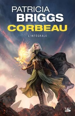 Couverture du livre : Corbeau, L'Intégrale