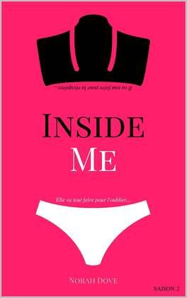 Couverture du livre : Inside Me, Tome 2
