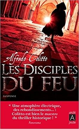 Couverture du livre : Les Disciples du feu