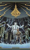 Les Trois Fantômes de Tesla, Tome 2 : La Conjuration des humains véritables