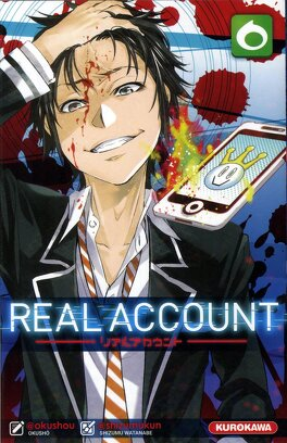 Couverture du livre : Real account, Tome 6