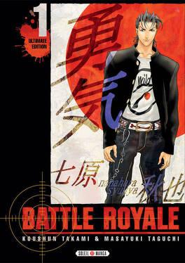 Couverture du livre : Battle Royale – Ultimate Edition, Tome 1