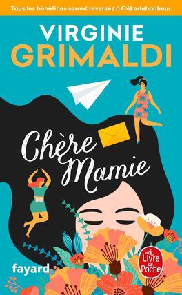 Couverture du livre : Chère Mamie