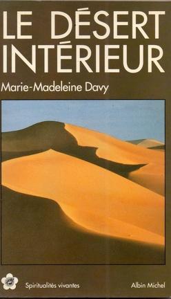 Couverture du livre : Le désert intérieur