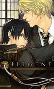 Ilegenes-Kokuyou no Kiseki, tome 1