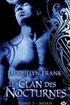 couverture Le Clan des Nocturnes, Tome 5 : Noah